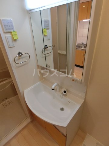 HIKARI 201号室の洗面所