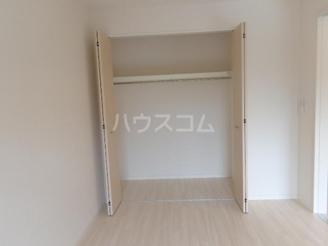 メゾンキャリコ 205号室の収納