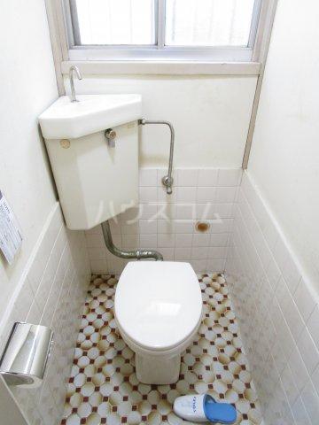 花荘1のトイレ