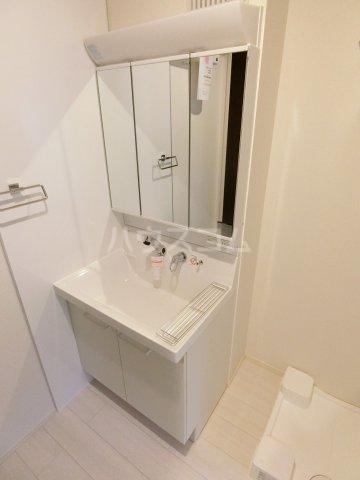 サンフラワー16 B棟 203号室の洗面所