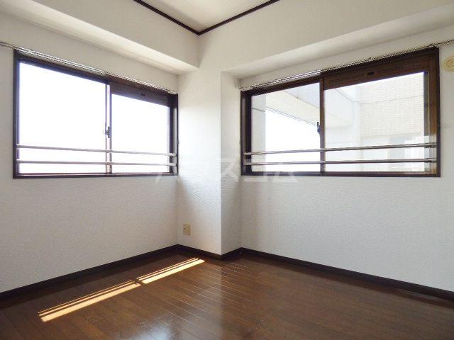 ロマネスク箱崎第3 1201号室のベッドルーム