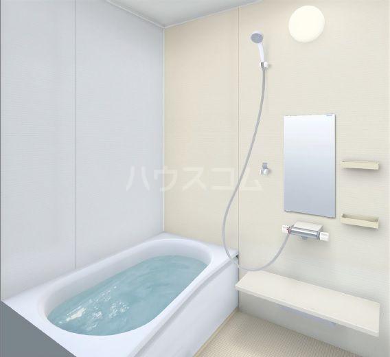 メゾンショコラ 201号室の風呂