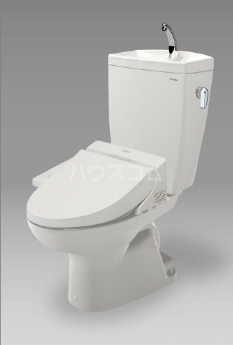 メゾンショコラ 201号室のトイレ
