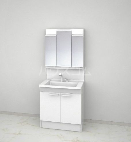 メゾンショコラ 201号室の洗面所