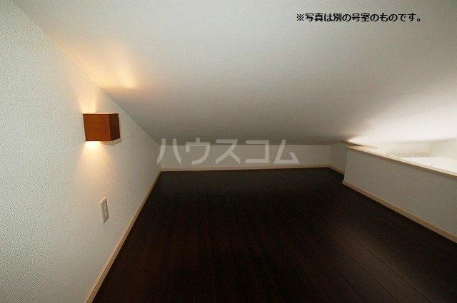 シュプリームメゾンB 103号室の収納