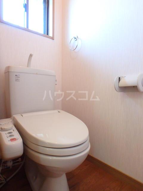 エスカーダ21 202号室のトイレ
