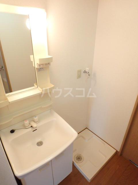 エスカーダ21 202号室の洗面所