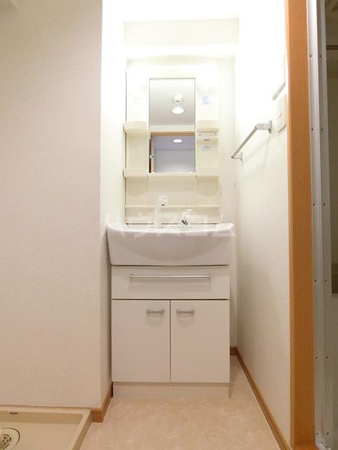 プレミール・コノミ 404号室の洗面所