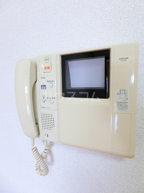 プレミール・コノミ 404号室のセキュリティ