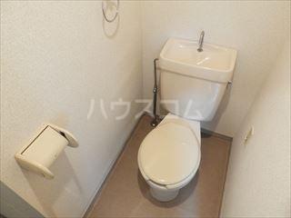 ネオパレス名島 103号室のトイレ