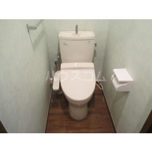 コアマンションルネス空港東 316号室のトイレ