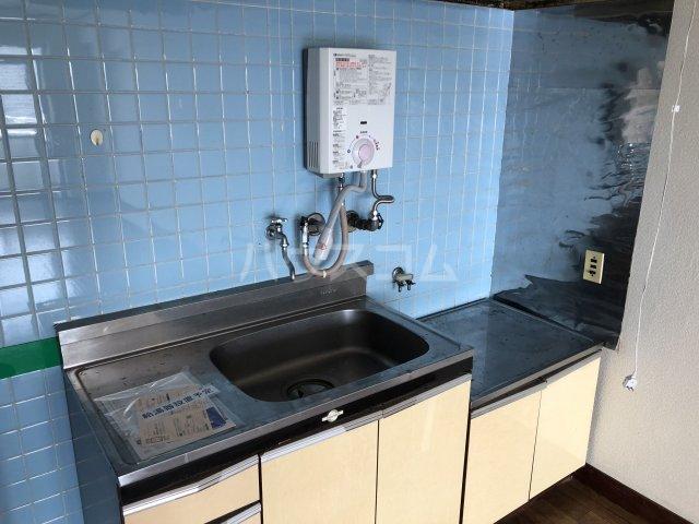 多の津ビル 706号室のキッチン