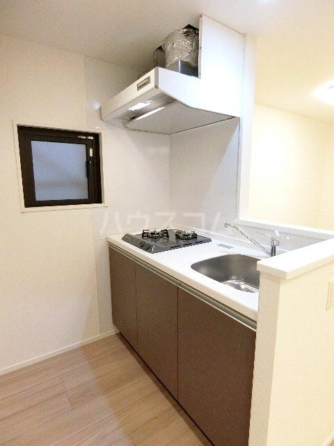 MCG吉塚 201号室のキッチン