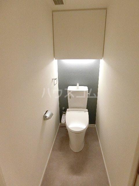 MCG吉塚 201号室のトイレ