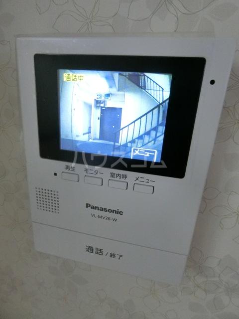 竜文堂第一ビル 302号室のセキュリティ