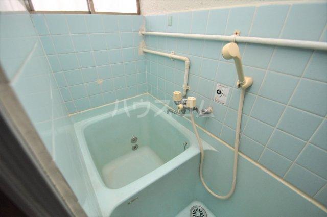 松島ハイツ 5号室の風呂