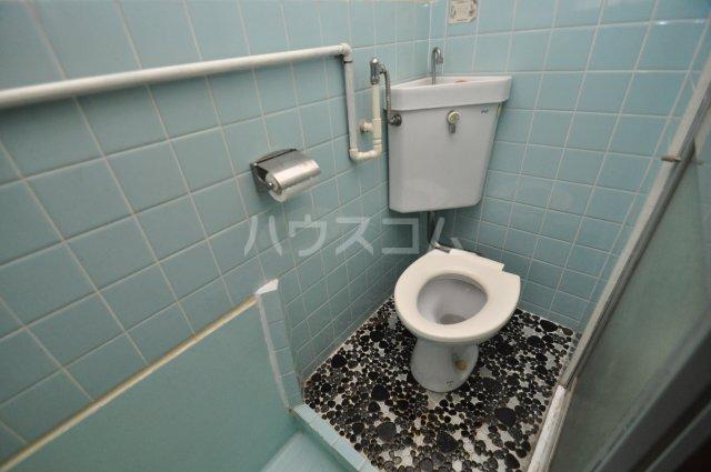 松島ハイツ 5号室のトイレ