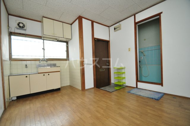 松島ハイツ 5号室のリビング