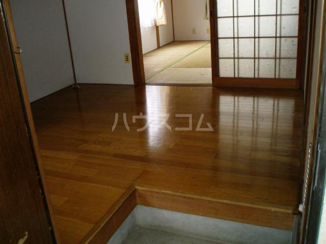 松島ハイツ 11号室の玄関