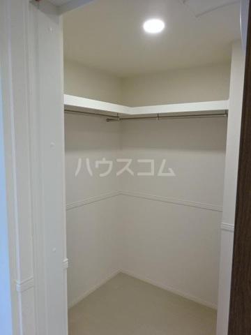 仮)須惠町須惠アパート 101号室の収納