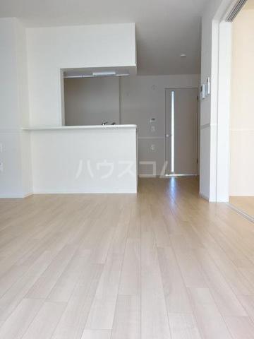 仮)須惠町須惠アパート 103号室のリビング