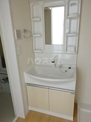 仮)須惠町須惠アパート 202号室の洗面所