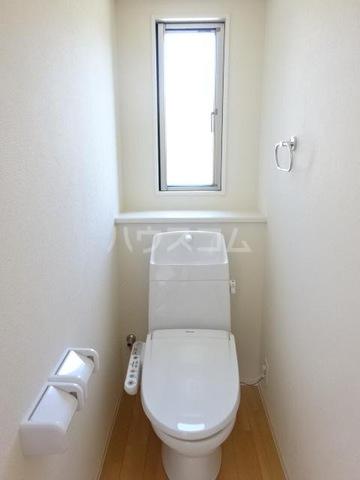 仮)須惠町須惠アパート 202号室のトイレ