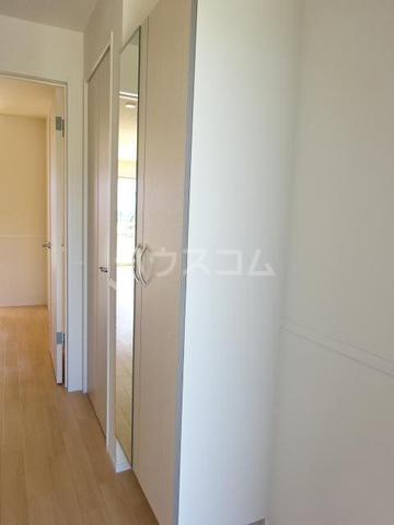 仮)須惠町須惠アパート 202号室の玄関