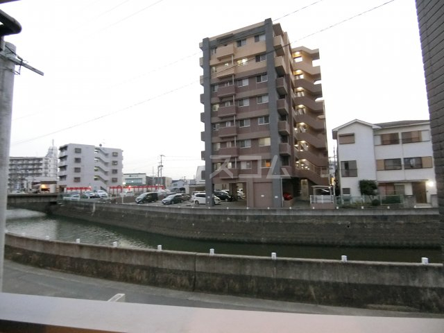 RIVAGE箱崎東 201号室の景色