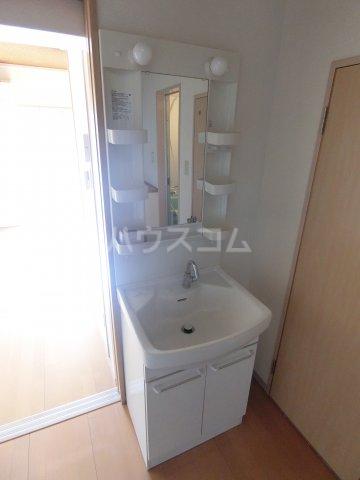 川嶋コーポ 301号室の洗面所