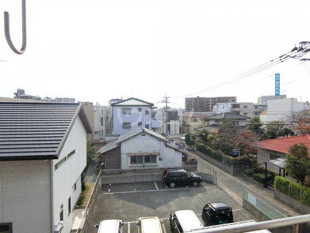川嶋コーポ 301号室の景色