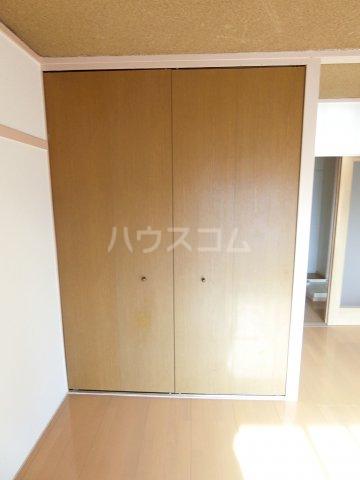 川嶋コーポ 301号室の収納