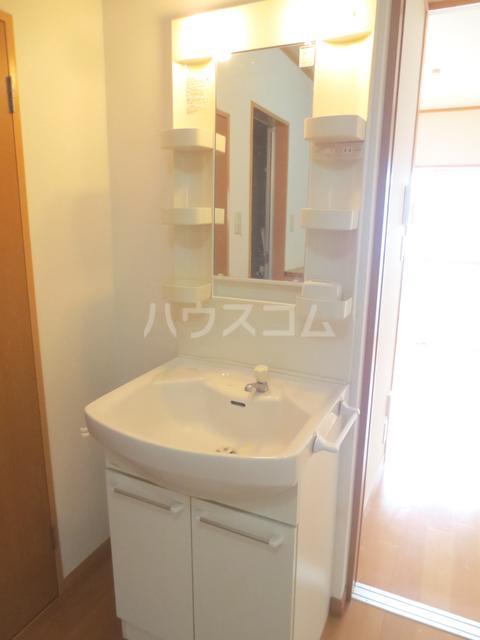川嶋コーポ 305号室の洗面所