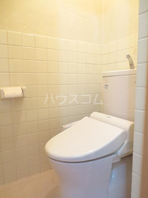 川嶋コーポ 305号室のトイレ