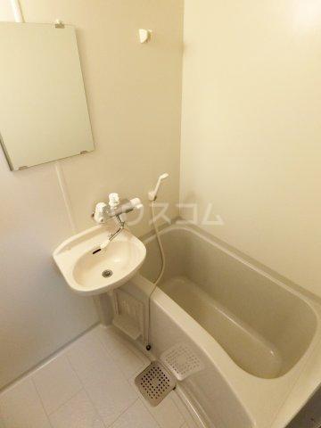 コンフォートスペース箱崎 202号室の風呂