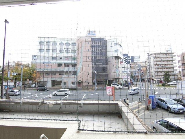 コンフォートスペース箱崎 202号室の景色