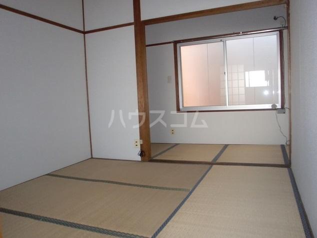 深見アパート 2号室のベッドルーム