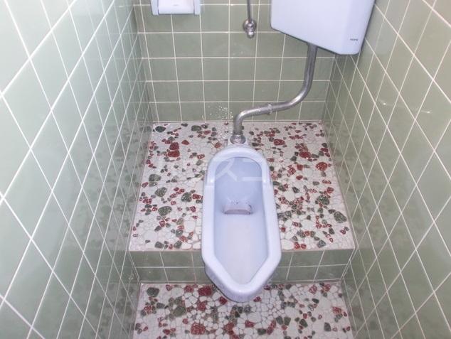 深見アパート 2号室のトイレ