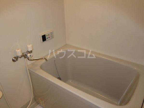 コーポマロニエA棟 202号室の風呂
