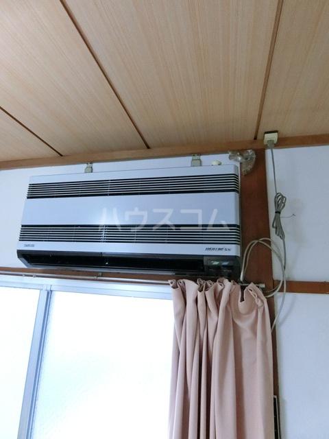 田中荘 203号室の設備
