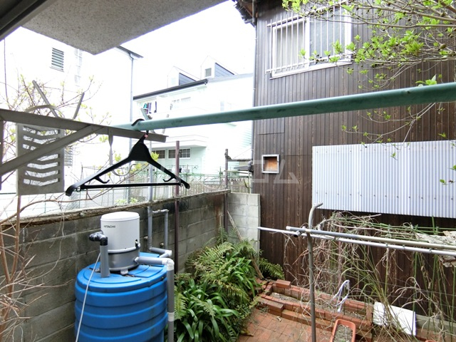 田中荘 203号室の景色