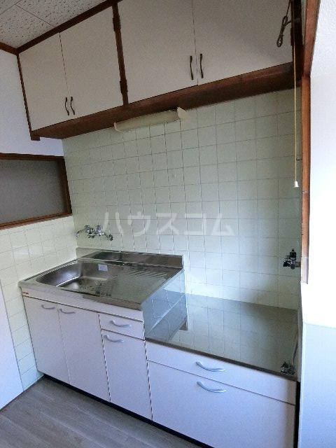 ヒカリコーポ 103号室のキッチン