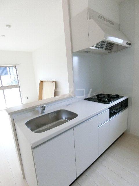 MDIグラシオヴィータ仲原 201号室のキッチン