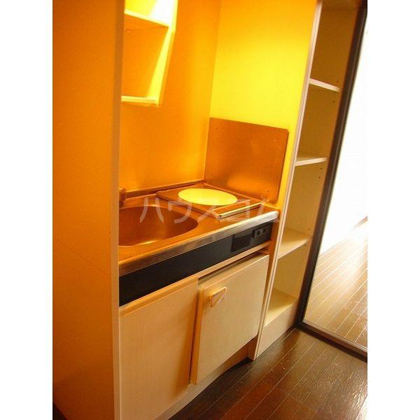 アメニティライフⅡ 303号室のキッチン