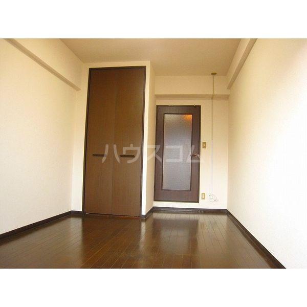 アメニティライフⅡ 303号室のベッドルーム