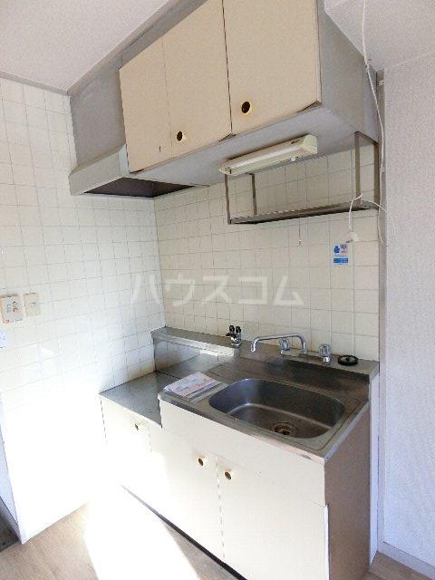 リポーズ310 501号室のキッチン