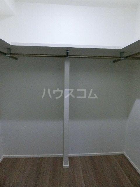 エンクレスト博多EASTPARK 208号室の収納