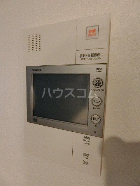 エンクレスト博多EASTPARK 210号室のセキュリティ
