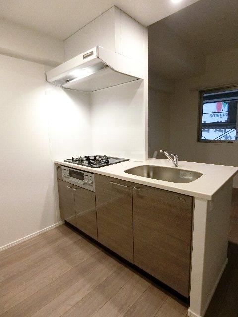エンクレスト博多EASTPARK 230号室のキッチン