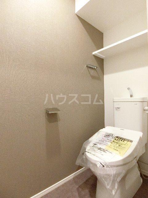 エンクレスト博多EASTPARK 230号室のトイレ
